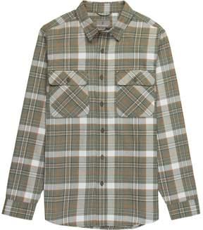 Royal Robbins Performance Plaid Flannel Shirt