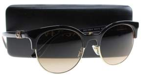 Versace VE4326B Sunglasses brown/brown gradient
