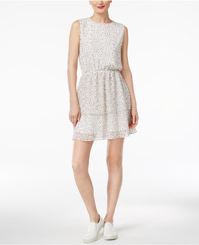 Cynthia Rowley Cr By Tiered Print Dress, Created for Macy's