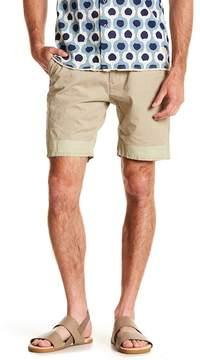 Scotch & Soda Dip Dye Distressed Shorts