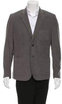 Band Of Outsiders Corduroy Two-Button Blazer