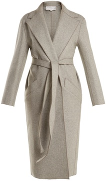 Amanda Wakeley Tribe stretch-wool coat