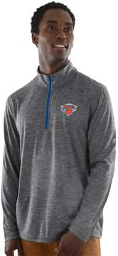Majestic Men's New York Knicks Remain Focused Quarter-Zip Top