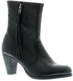 Blackstone Women's JL86 Stacked Heel Boot