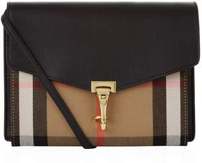 Burberry Small Macken Bag - BLACK - STYLE