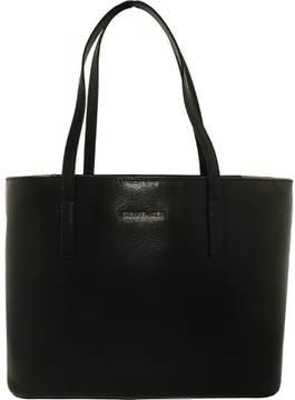 Michael Kors Women's Medium Emry Leather Shoulder Bag Tote - Black - BLACK - STYLE
