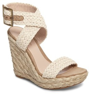 Stuart Weitzman Women's Adventure Wedge Sandal