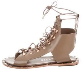 Ivy Kirzhner Skylar Lace-Up Sandals