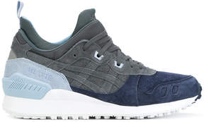 Asics contrast sneakers