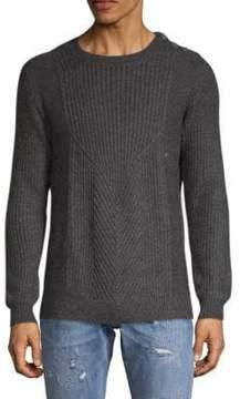 Scotch & Soda Shoulder Button Sweater