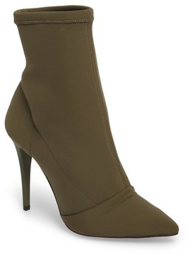 Topshop Women's Hubba Pointy Toe Bootie