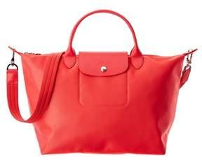 Longchamp Le Pliage Neo Medium Top Handle. - PEONY - STYLE
