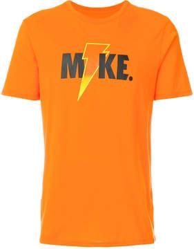 Nike Jordan printed T-shirt