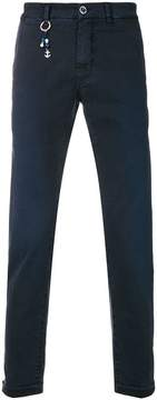 Re-Hash slim fit cropped trousers