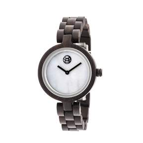 Earth Wisteria White Dial Ladies Watch
