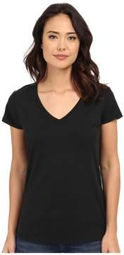 Alternative Cotton Modal Everyday V-Neck Women's Clothing