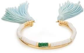 Aurelie Bidermann Sioux gold-plated tassel cuff
