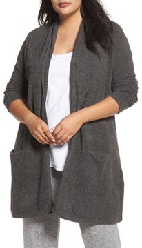 Barefoot Dreams Plus Size Women's Essential Cardigan
