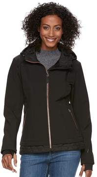 Free Country Women's Quilted Softshell Jacket