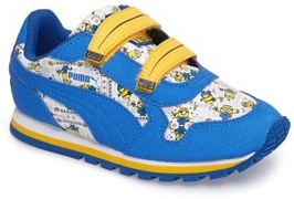 Puma Girl's Minions Sneaker