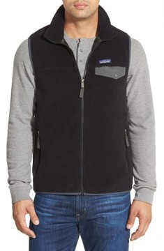 Patagonia Men's Synchilla Snap-T Zip Fleece Vest