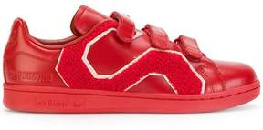 Adidas By Raf Simons straps sneakers