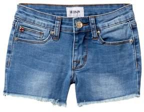 Hudson 3 Fray Shorts (Big Girls)