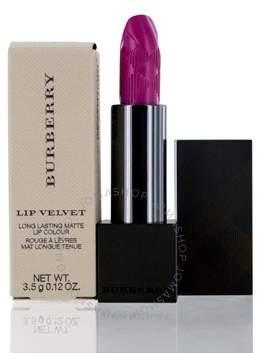Burberry Lip Velvet Lipstick 0.12 oz (3.4 Gr) No.424 - Lilac