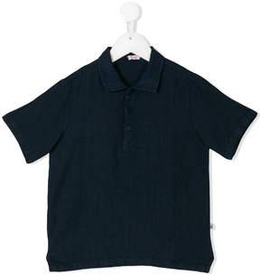 Il Gufo side slit polo shirt