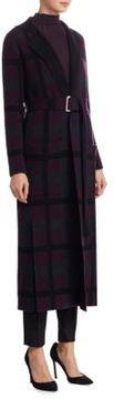 Akris Cashmere Reversible Coat