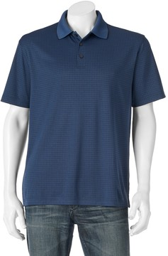 Haggar Big & Tall Classic-Fit In Motion Performance Polo