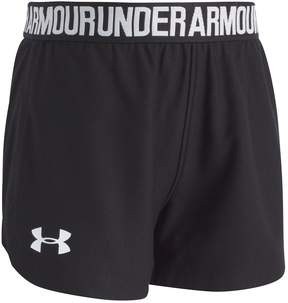 Under Armour Girls 4-6x Play Up Shorts