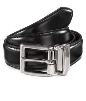 Nautica Boys' Reversible Dress Belt
