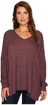 Allen Allen Sweater Popover Women's Sweater