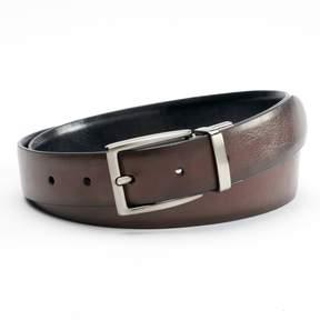 Croft & Barrow Reversible Soft-Touch Feather-Edge Belt - Men