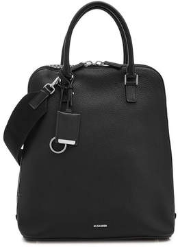 Jil Sander Nicandro Medium Leather Shoulder Bag