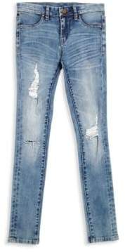 Blank NYC Girl's Distressed Jeans