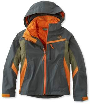 L.L. Bean L.L.Bean Boys' Peak Waterproof Insulated 3-in-1 Jacket