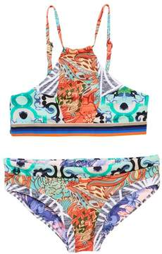 Maaji Stayin' Alive Two-Piece Halter Bikini (Toddler, Little Girls, & Big Girls)