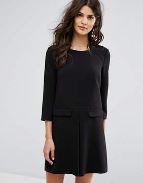 BA&SH A Line Dress With Pocket
