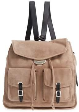Rag & Bone Field Suede & Leather Backpack
