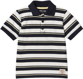 Mini A Ture Blue Nights Nikolaj Polo Shirt