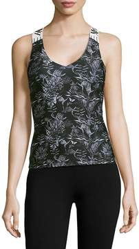 We Are Handsome Women's Active Printed Tank Top