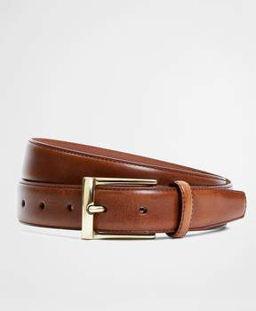 Brooks Brothers Gold Buckle Dress Belt