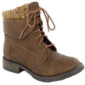 Steve Madden New Jordann Brown 4 Girls Shoes
