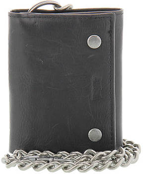 Levi's Trifold w/Chain Wallet