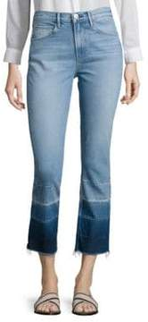3x1 Shelter Spectrum Cropped Jeans
