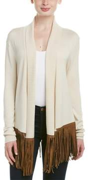 Central Park West Fringe Cardigan.