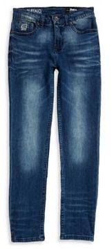Buffalo David Bitton Boy's Evan-X Straight Leg Jeans
