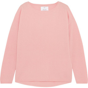 Allude Cashmere Sweater - Pink